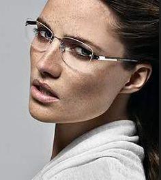 Lindberg #Eyeglasses rimless eyeglasses.