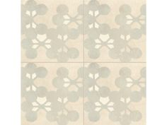 Glazed stoneware wall/floor tiles AZULEJ BIANCO FLORES - MUTINA