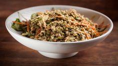 Recettes - Signé M - TVA - Salade de haricots mungo germés