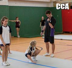 Tumbling Coaching