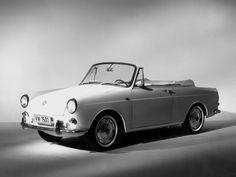 1961 Volkswagen 1500 Notchback Cabriolet (Typ 3)
