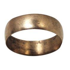 Ancient Viking Mens Wedding Ring York UK By AncientAdornment