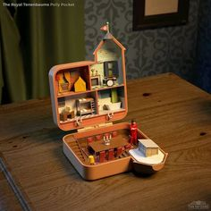 The Royal Tenebaums Polly Pocket