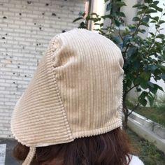 골덴보넷 : 네이버 블로그 Winter Hats, Beanie, Fabric, Fashion, Beanies, Baby Dolls, Turbans, Dressmaking, Tejido