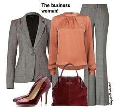Business Woman by Elizabeth Horrell