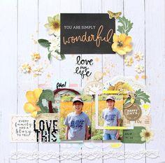 love my life - Scrapbook.com