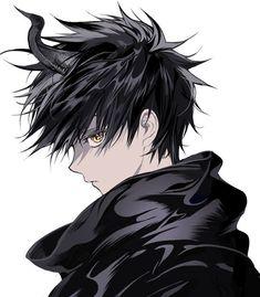 Anime cute # # # # hot kawaii beatiful # # # hentai yaoi yuri # # # Fairytail manga art # # # animeart an . Anime Demon Boy, Dark Anime Guys, Cool Anime Guys, Cute Anime Boy, Anime Love, Manga Anime, Manga Art, Anime Kunst, Anime Fantasy