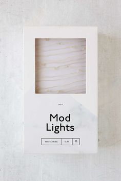 Mod String Lights   Urban Outfitters