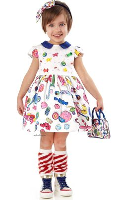 ALALOSHA: VOGUE ENFANTS: Oh, those dresses...those colors..Meet Simonetta's new pretty AW15 collection for a little ladies