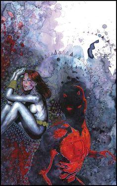 Daredevil & Black Widow - David Mack