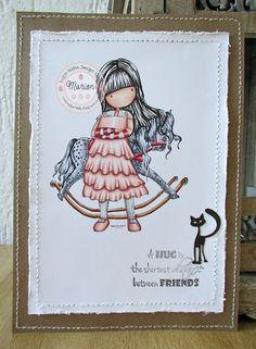 Sugar Nellie: A hug......