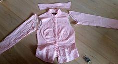 Sunny Sewing: Mama's blouse wordt een jurk
