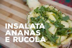 Insalata Ananas e Rucola di MuoioSazio