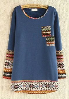 Sweatshirt Refashion, Sweatshirt Outfit, Sewing Clothes, Diy Clothes, Mode Batik, Alter Pullover, Diy Vetement, Daily Fashion, Blouse Designs