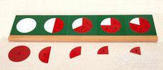 Montessori Teacher Training: Building Fraction Knowledge with Montessori Materials and Methods