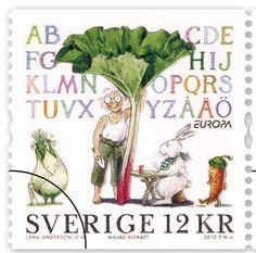 Swedish Stamp