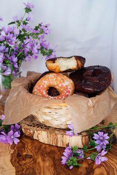 La asaltante de dulces: Receta de donuts glaseados/ Glazed donuts recipe