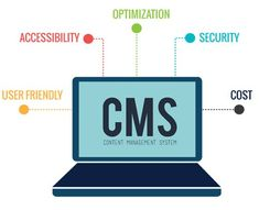 Our Content Management System Design will help distinguish your #CMS Website from the competition & will be configured to target the audience of your choosing. #ContentManagementSystem #CMSDevelopment