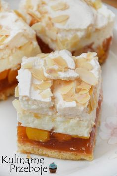 Proste i pyszne ciasto z brzoskwiniami