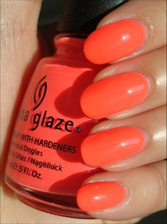 China Glaze Flip Flop Fantasy Swatches & Review