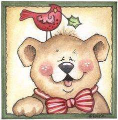 bear, picasa web, lf christma, xmas, clipart
