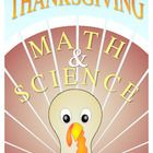 This packet of Thanksgiving themed lessons contains some fun math and science activities. Fresh cranberries are used to teach estimation, counting ...