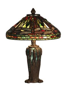Dale Tiffany Dragonfly Lamp - Foter