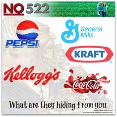 What are the hiding? Infographics, Minerals, Personal Care, Cosmetics, Foods, Makeup, Beauty, Food Food, Make Up
