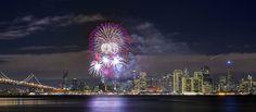 5 great spots to watch fireworks in SF