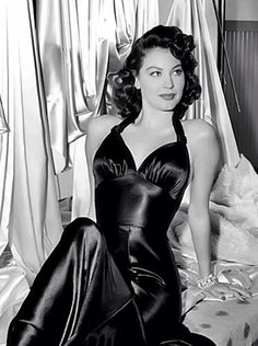 The barefoot contessa (film 1945) Ava Gardner MK