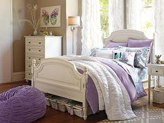Coraline Velvet Bedroom