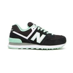 New Balance Core Plus Sneaker Shoes ($53) ❤ liked on Polyvore featuring shoes, sneakers, new balance footwear, lace up sneakers, new balance, laced up shoes and laced shoes