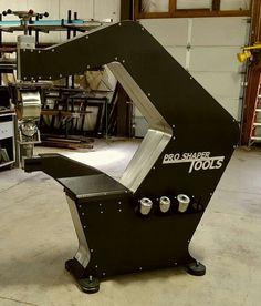 Metal Working Tools, Metal Tools, Diy Electric Car, English Wheel, Sheet Metal Fabrication, Metal Shaping, Cool Tools, Blacksmithing, New Homes