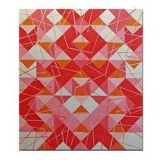 Magdalena Purol OBRAZ OLEJNY TRIGO NUM 3 80x70 cm #modern #art #oil #painting