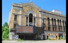 How Detroit Became the World Capital of Staring at Abandoned Old Buildings: Every modern ruin tells a story...not exactly a question of gentrification; when your city has 70,000 abandoned buildings, it will not be gentrified anytime soon.