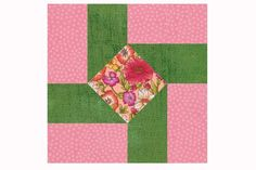 Make Susannah, an Easy Quilt Block That's Perfect for Small Quilts
