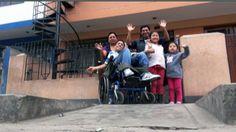 Javier Soto. El duro camino de la educación para un joven con parálisis cerebral