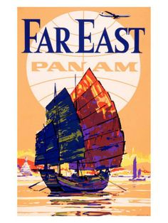 Far East by Pan American