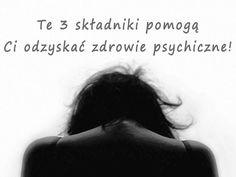 Zdrowie psychiczne to trochę taki niewygodny temat. O osobach cierpiących na depresję, zaburzenia lękowe i inne problemy psychiczne /nie wspominam nawet o poważnych chorobach/ wyraża się zazwyczaj z pewnym dystansem.   #rytmynatury #zdrowie #psychiczne #cynk #witaminaD3 #witaminaK2 #depresja #nerwica