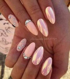 outstanding classy nail designs ideas for your ravishing look 20 80 Free pattern and Tut. outstanding classy nail designs ideas for your ravishing look 20 80 Free pattern and Tut. Acrylic Nails Natural, Cute Acrylic Nails, Acrylic Nail Designs, Natural Nails, Nail Art Designs, Chrome Nails Designs, Elegant Nail Designs, Elegant Nails, Classy Nails