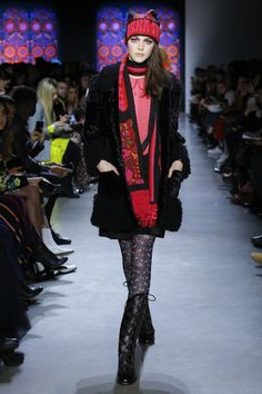 Anna Sui Fall 2018 Ready-to-Wear Collection - Vogue