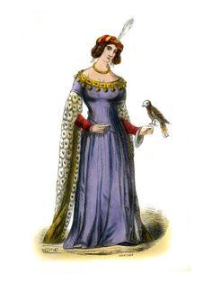 15th century dress - Google Search