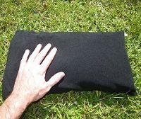 Pillow/dry bag ZPacks.com Ultralight Backpacking Gear - Cuben Fiber Roll Top Dry Bags