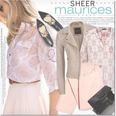 A fashion look from August 2015 featuring maurices blouses and maurices jackets. Browse and shop related looks.
