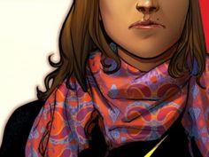 Marvel rompe el molde con su nueva superheroína