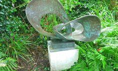 Barbara Hepworth Sculpture Garden, Photo of Cornwall - IgoUgo