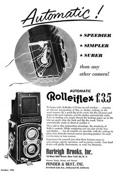 ROLLEIflex ADVERTISING - Cerca con Google