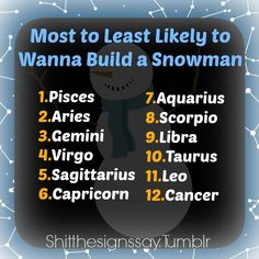 "See... I REALLY want to build a snowman but I can see that other Aquariuns would be all ""meh"" about it"