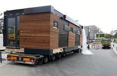 neues wohnen im cubig designhaus minihaus haus ideen pinterest minihaus neuer und wohnen. Black Bedroom Furniture Sets. Home Design Ideas