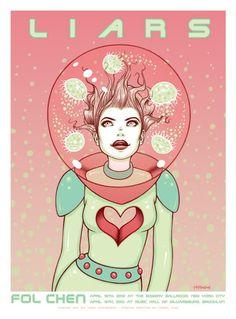 Tara McPherson Poster